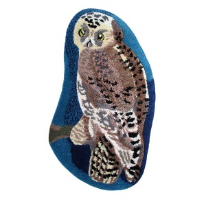 tapis-owl-blue